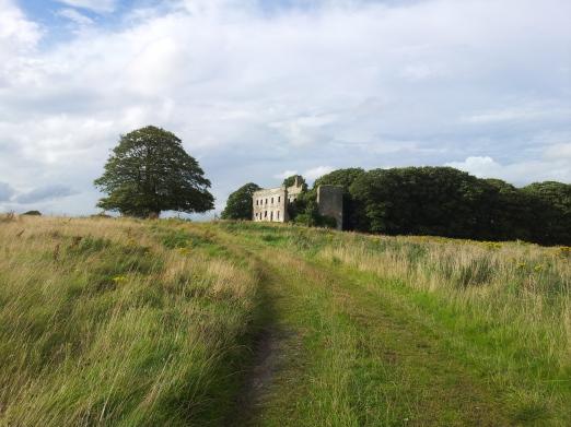 01. Dangan Castle