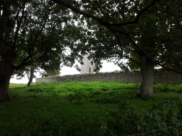 01. Oughterard Round Tower & Church