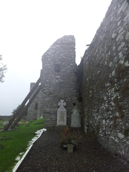 03. Oughterard Round Tower & Church