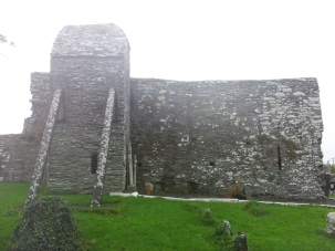 04. Oughterard Round Tower & Church