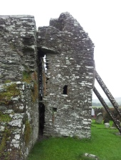 05. Oughterard Round Tower & Church