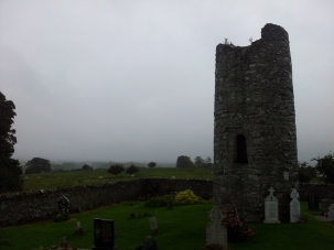06. Oughterard Round Tower & Church