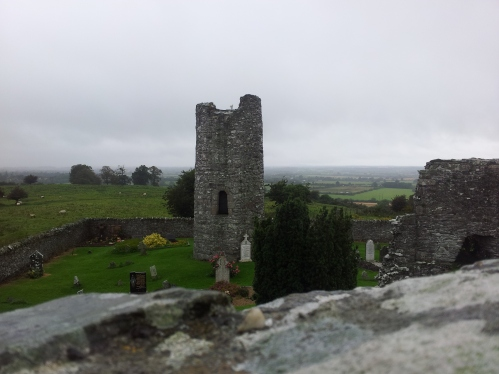 12. Oughterard Round Tower & Church