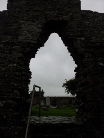 15. Oughterard Round Tower & Church