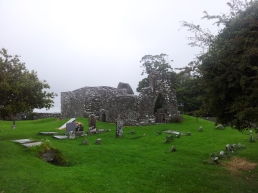 21. Oughterard Round Tower & Church