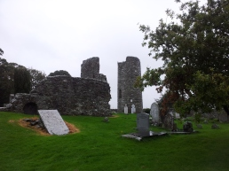 23. Oughterard Round Tower & Church
