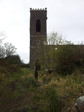 23. Leney Church, Co. Westmeath