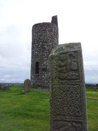 06. Old Kilcullen Round Tower & Graveyard, Co. Kildare