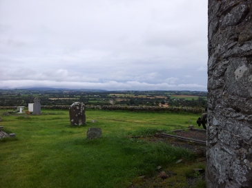 11. Old Kilcullen Round Tower & Graveyard, Co. Kildare