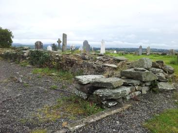 13. Old Kilcullen Round Tower & Graveyard, Co. Kildare