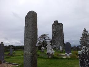19. Old Kilcullen Round Tower & Graveyard, Co. Kildare