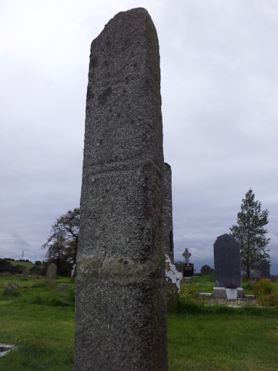 20. Old Kilcullen Round Tower & Graveyard, Co. Kildare