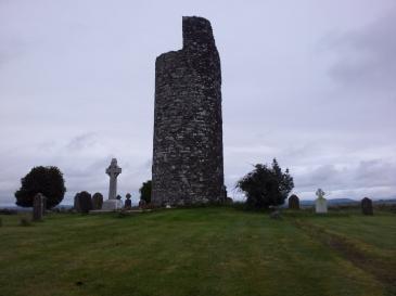 25. Old Kilcullen Round Tower & Graveyard, Co. Kildare