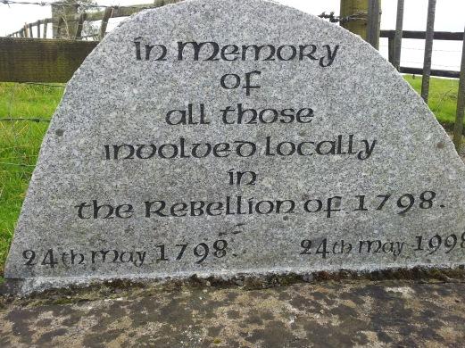 27. Old Kilcullen Round Tower & Graveyard, Co. Kildare
