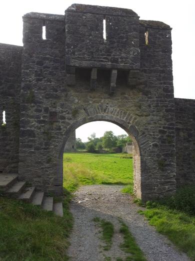 15. Kells Priory, Co. Kilkenny