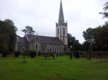 15. St Patrick's Church, Carnalway. Co. Kildare