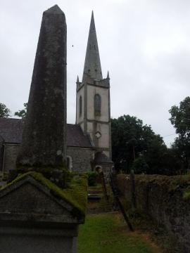 17. St Patrick's Church, Carnalway. Co. Kildare