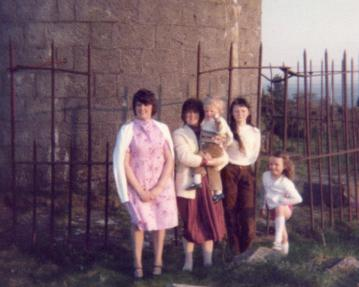 18. Alymer's Folly, Hill of Allen, Co. Kildare 1984