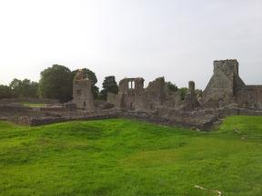 32. Kells Priory, Co. Kilkenny
