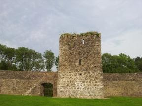 34. Kells Priory, Co. Kilkenny