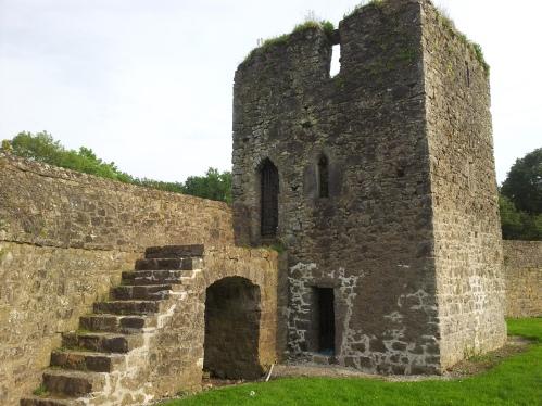 35. Kells Priory, Co. Kilkenny