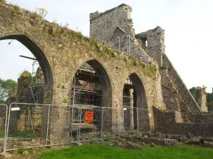 46. Kells Priory, Co. Kilkenny