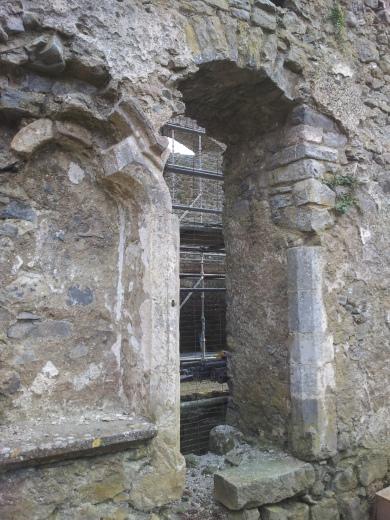 49. Kells Priory, Co. Kilkenny