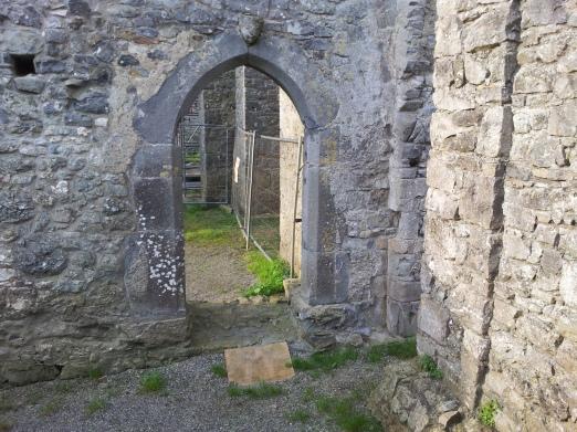 58. Kells Priory, Co. Kilkenny