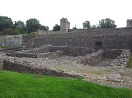 62. Kells Priory, Co. Kilkenny