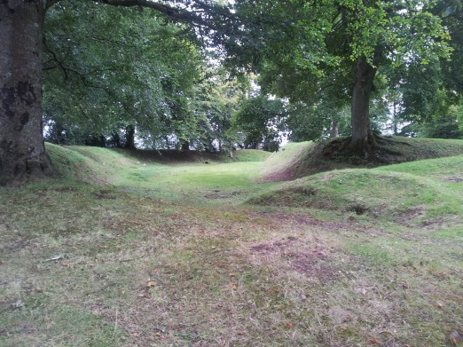 01. Tullaghoge Fort, Co. Tyrone