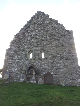 03. Aghowle Church, Co. Wicklow