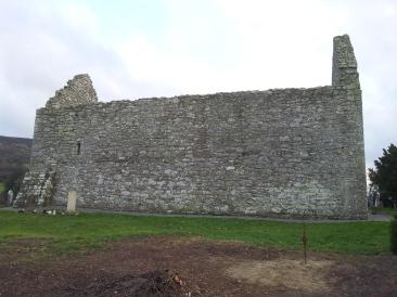 06. Aghowle Church, Co. Wicklow