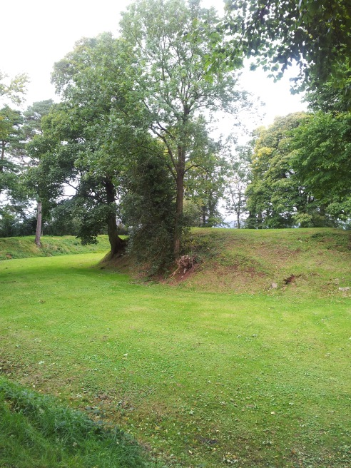 07. Tullaghoge Fort, Co. Tyrone