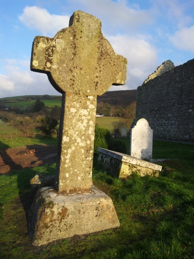 09. Aghowle Church, Co. Wicklow