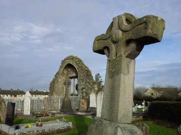 18. Dromiskin Monastery, Round Tower and High Cross, Co Louth