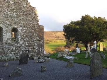 23. Aghowle Church, Co. Wicklow