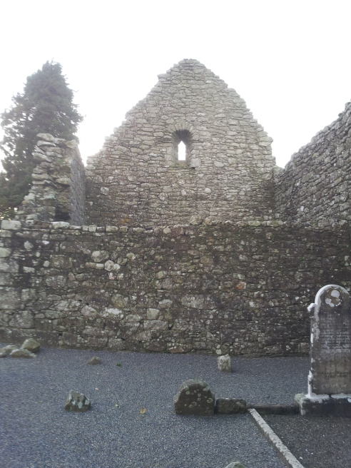 28. Aghowle Church, Co. Wicklow