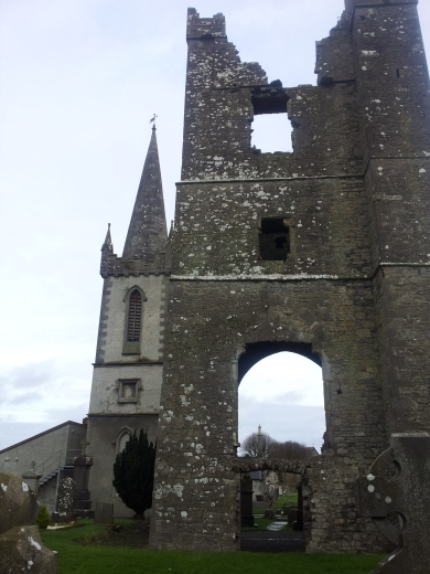 28. St Marys Abbey, Duleek, Co. Meath