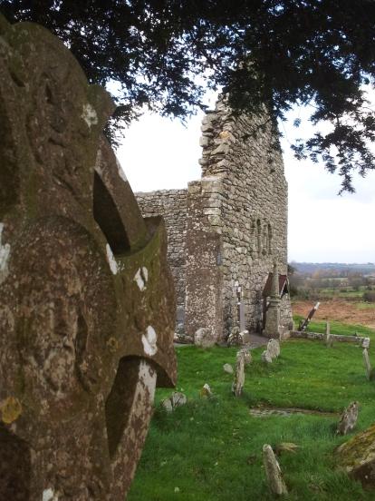 31. Aghowle Church, Co. Wicklow