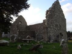 34. Aghowle Church, Co. Wicklow