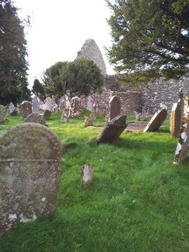 35. Aghowle Church, Co. Wicklow