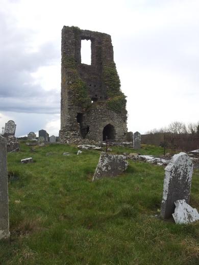 25. Ardmulchan Church, Co. Meath