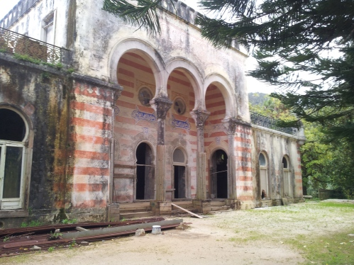 01. Abandoned Mosque, Sintra, Portugal