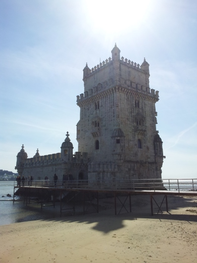 01. Belém Tower, Lisbon, Portugal