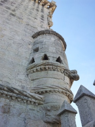 10. Belém Tower, Lisbon, Portugal