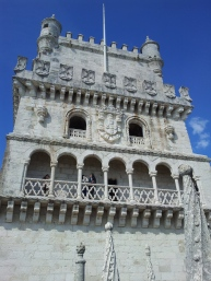12. Belém Tower, Lisbon, Portugal