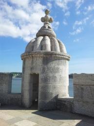 17. Belém Tower, Lisbon, Portugal