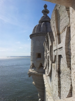 21. Belém Tower, Lisbon, Portugal
