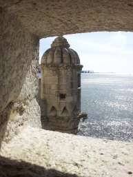 24. Belém Tower, Lisbon, Portugal