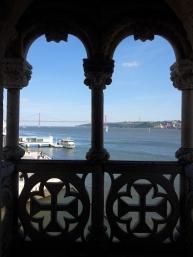 32. Belém Tower, Lisbon, Portugal